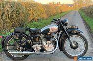 1947 Royal Enfield Model G, really lovely example , sweet runner, V5C NO RESERVE