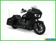 2021 Indian Challenger Dark Horse Thunder Black Smoke