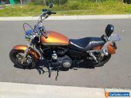 2014 Harley Davidson Sportster 1200CA