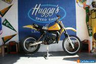 1979 SUZUKI RM250 RM 250T PROJECT MX NOVA US IMPORT EVO TWINSHOCK 400 465