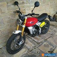 2020 dirt bike, Fantic Caballero 250cc scrambler, motocross for off road use
