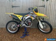 Suzuki RMZ 250 2015 motocross bike not 450 125 yz fc kxf rm yzf 250 crf sxf kx