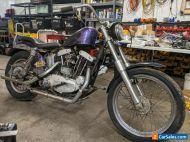 1969 Harley-Davidson Sportster