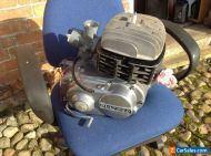 Bultaco Mk6 complete engine.