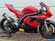 Suzuki sv650 2005 trackbike/racebike