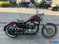 HARLEY DAVIDSON 1200 SPORTY XL1200 01/1996MDL 58984KMS CLEART TITLE PROJECT OFFR