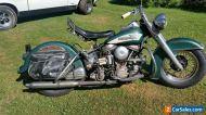 1956 Harley-Davidson FLH