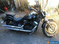2005 Yamaha VSTAR 1100cc motorbike - 12 months rego. Needs fix