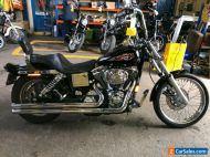 Ref:734 1999 Harley Davidson 1450cc 88Cube FXDWG Dyna Wide Glide Twin Cam