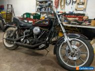 1980 Harley-Davidson Lowrider