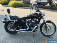 HARLEY DAVIDSON SPORTY 883 1200CC 06/2007 EXTRAS CLEAN WITH REG MAKE AN OFFER
