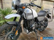 Royal Enfield Himalayan Only 900 miles serviced by dealer