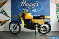 1980 SUZUKI RM400 RM 400T PROJECT MX NOVA US IMPORT EVO TWINSHOCK 250 465