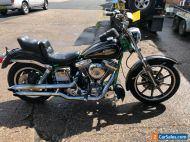 Ref:735 1992 Harley Davidson FXLR 1340cc