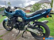 Suzuki Gsf 1200 Bandit Mk1