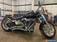 Harley Davidson Fat Boy - Custom