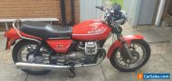 MOTO GUZZI V65 Easy project - minor electrical fault