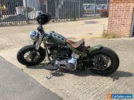 Harley Davidson Fatboy Custom Bobber.