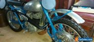Greeves 250 1964 Scrambler excellent condition.  Free Inverness or Ft William
