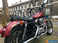 Classic Harley Davidson 883 Sportster Duluxe