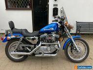 Harley Davidson Sportster XL1200S Sport