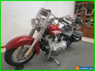 2006 Harley-Davidson Softail FLSTC