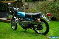 HONDA CL200 STREET SCRAMBLER - 1973 RARE - TAX/MOT EXEMPT - VERY NICE