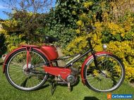 Mobylette Motoconfort AU33 1954 67 year old 50cc moped autocycle RARE BARN FIND
