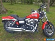 Harley Davidson FXDF Dyna Fat Bob 1584 2010 ONE OWNER FROM NEW