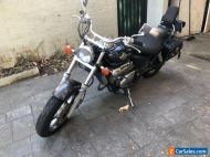 1998 Honda Magna custom cruiser with 11 months rego and accessories