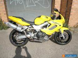 HONDA VTR1000 F FIRESTORM 01 WITH EXTRAS CLEAR TITLE CLEAN BIKE V TWIN