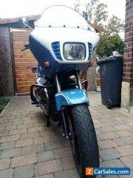 Moto Guzzi T5 850cc, ex-Italian Police Bike