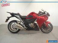 Honda VFR 1200 DCT Red 2010  Spares or Repair Restoration Project Bike Damaged