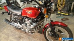 honda cbx1000 4/78 1st production run, low mileage, rare and highly sought after