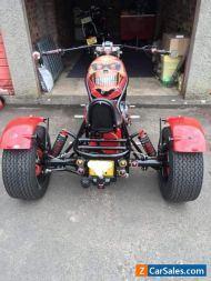 Trike xj900  diversion   THE GROWLER