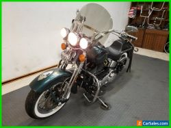 2000 Harley-Davidson Softail FXSTS
