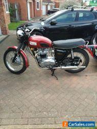 Triumph Trophy 650  1970