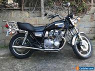 1979 Suzuki GS1000L American import uk registered