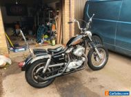 1983 Harley Davidson Ironhead Sportster Custom Chopper Vintage