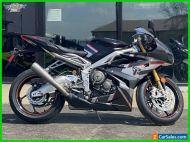 2020 Triumph Daytona Moto2 765 Limited Edition