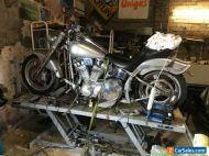 Custom Titan Motorcycle
