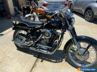 1966 Harley-Davidson Sportster