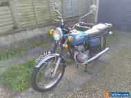 Suzuki GT185 (1973) Very nice unrestored UK bike - Ready to go ! (Sussex).