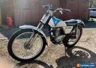 1974 Honda TL125 Classic Twin shock Trials Bike