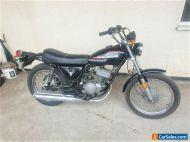 1976 Harley Davidson SST250. V5C. Runs Great, Very Nice condition. UK Machine.