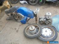 ROYAL ENFIELD GT 250 CONTINENTAL   PROJECT      P/X WELCOME CASH EITHER WAY
