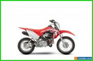 2021 Honda CRF 110F