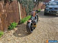 Harley Davisdon Sportster 98 883 Project Chopper Hardtail Custom Build