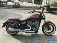 VICTORY HIGHBALL 08/2014 MODEL  PROJECT MAKE OFFER