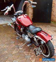 Harley Davidson sportster 1200 xlh